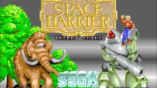Space Harrier (Arcade) Main Theme