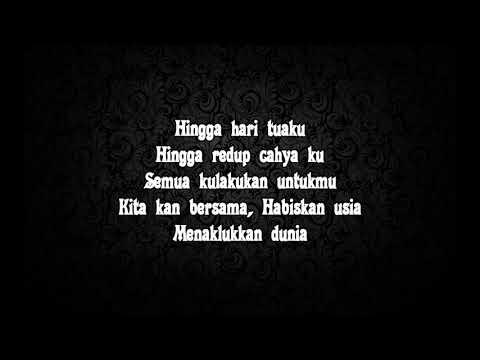 Anji - Hingga Hari Tua (lirik)