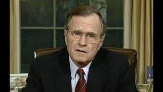 George W  Bush - Panama Invasion Address