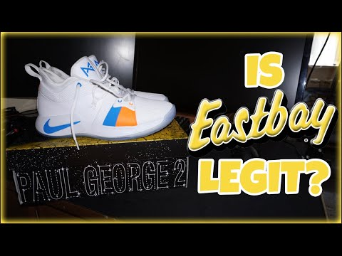 IS EASTBAY LEGIT??? | BUYING SHOES FROM EASTBAY