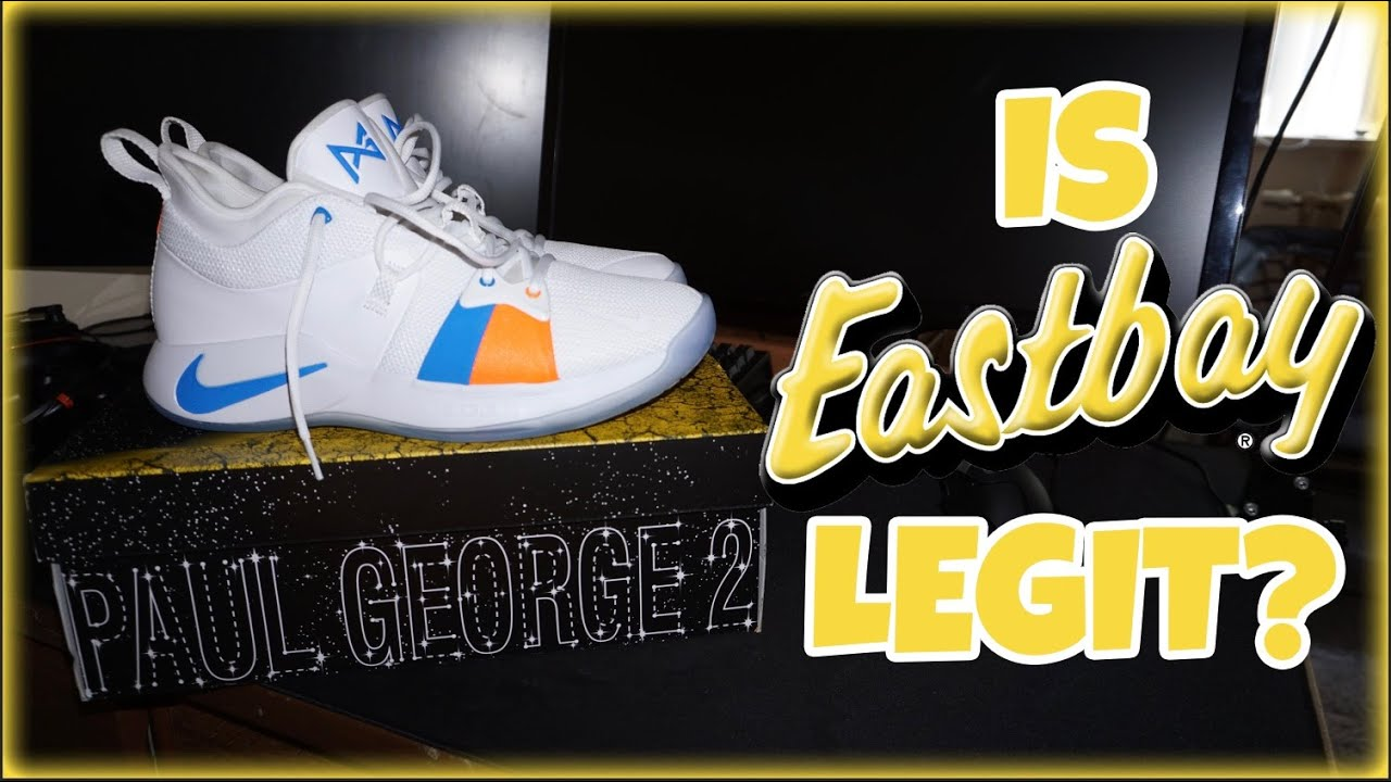 5d7c078acfe IS EASTBAY LEGIT??? | BUYING SHOES FROM EASTBAY - YouTube