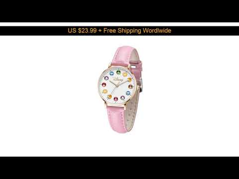 [Buying Guide] 2020 Cuties Kid's Quartz Watch Girl Young Ladies Leather Wristwatches Child Stainles