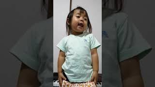 2歳児が紅蓮華うたってみた!