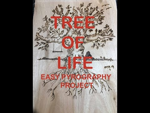 pyrography-tree-of-life---easy-beginner-wood-burning-project