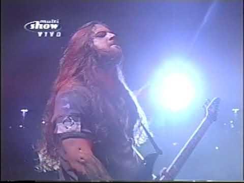 Sepultura Rock in Rio 2001