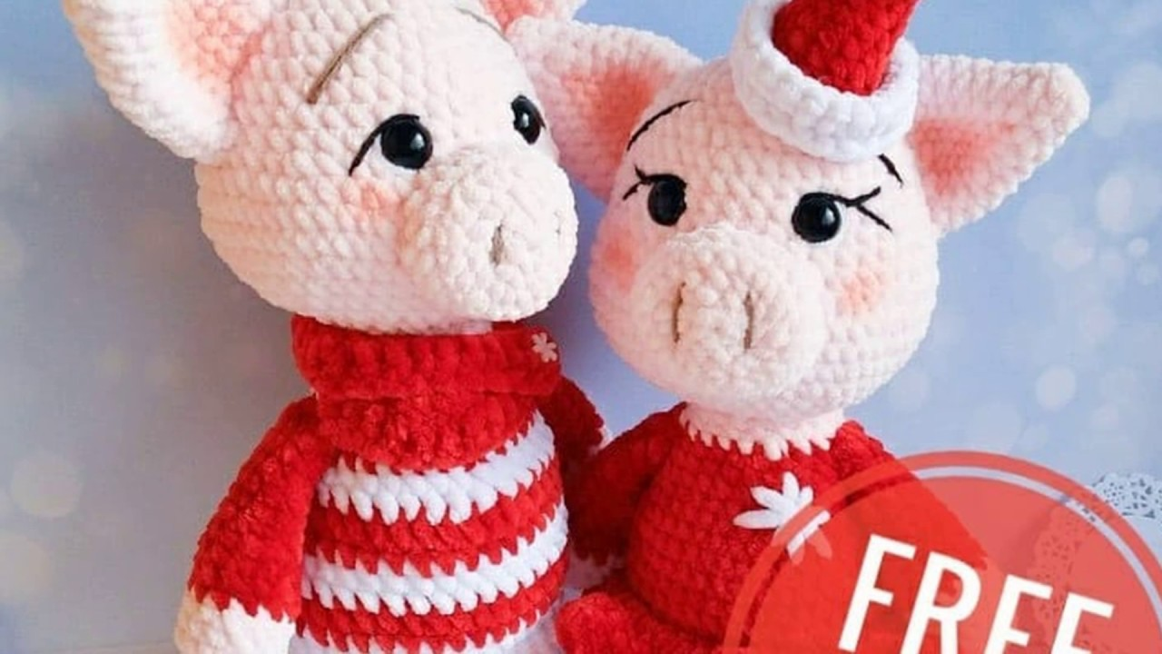 Crochet Amigurumi Kangaroo and Joey PATTERN ONLY, Mama Jill and ... | 720x1280