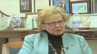 Video Biography of Senate Majority Leader Loretta Weinberg (D-Bergen)