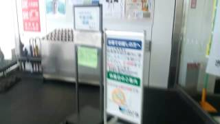 岡崎市中央図書館にサークルKと四国で見たK`scafeがやってくる