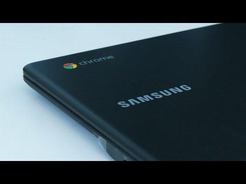 Meu primeiro Chromebook - Ep. 1 - Introdução e primeiro boot do Samsung Chromebook 3