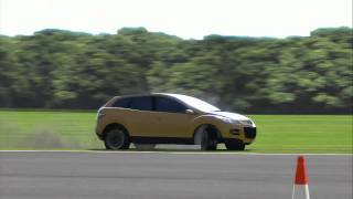 Mazda MX Crossport Concept Videos