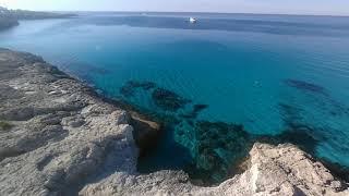 Кипр. Айя Напа съёмка с квадрокоптера Xiro xplorer mini. Май 2019