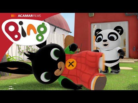 Króliczek Bing-bajki  edukacyjne dla dzieci - Trik