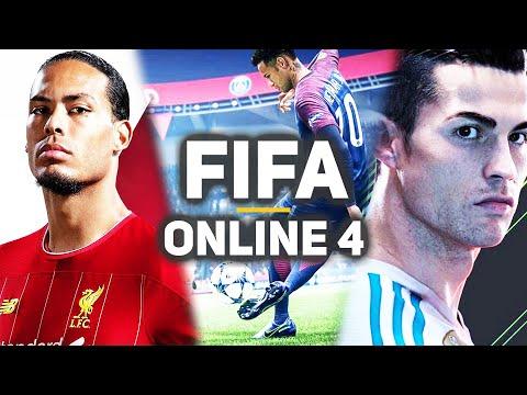 FIFA ONLINE 4. Первый взгляд