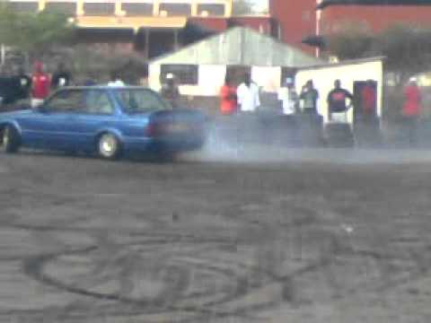 Bmw E30 @ Spin City (B-RaD)