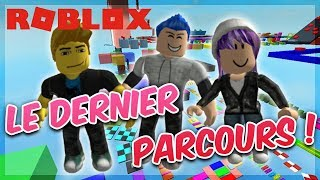 THE LAST COURSE OF THE MUERTE! - Roblox with Mary
