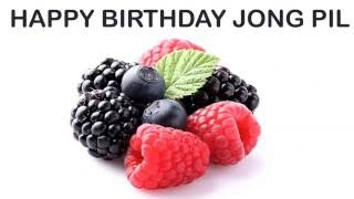 JongPil   Fruits & Frutas - Happy Birthday