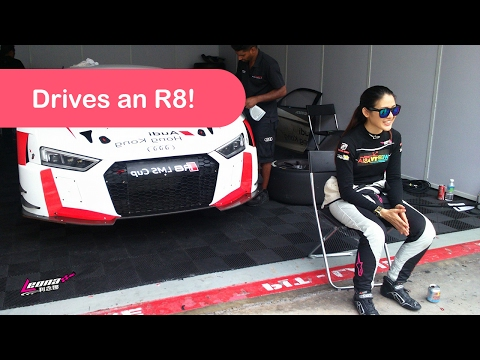 [MOTORSPORT] ONBOARD AUDI R8 LMS CUP MOTORSPORT GIRL