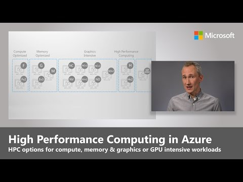 Azure Essentials: High Performance Computing (HPC) options