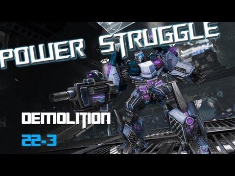 Code of Power Demolition 22-3