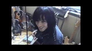 "FOOTAGE OF LITTLE BARRIE RECORDING OUR 3RD STUDIO ALBUM ""KING OF TH..."