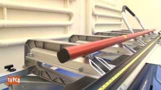 Ручной листогиб TAPCO SuperMax(Если вам нужен более мощный станок, чтобы работать с оцинкованной сталью до 1 мм, то серия станок TAPCO SUPERMAX..., 2013-09-03T07:22:15.000Z)