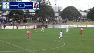 2011 | SL1 | Sunshine George Cross v Altona Magic