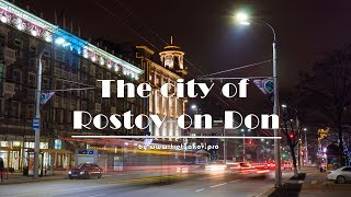 Rostov-on-Don city life/Ростов-на-Дону 2017