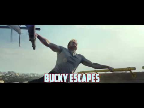 Captain America: Civil War - Unreleased Score - Bucky Escapes - Henry Jackman