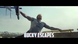 Captain America: Civil War - Unreleased Score - Bucky Escapes - Henry Jackman
