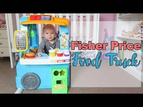 FISHER PRICE FOOD TRUCK | Review