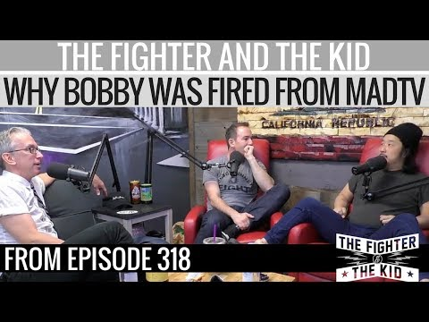 The Fighter And The Kid - Why Bobby Lee Was Fired From MADtv
