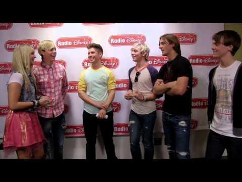 R5 Does Impressions on Radio Disney   Radio Disney