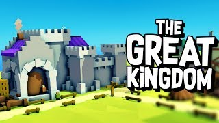 ONE KINGDOM TO RULE THEM ALL! - Kingdoms and Castles Gameplay Ep #1 (NEW UPDATE)