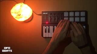 ALEYNA TİLKİ ft. EMRAH KARADUMAN - YALNIZ ÇİÇEK (Instrumental Remake)   OFO Beats Piano Cover Video