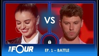 Rebecca vs James: Two Rising Stars