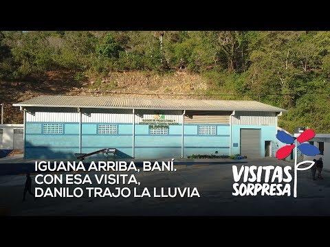 Danilo Medina constata mejoría calidad de vida de productores de Baní, tras recibir apoyo para cultivo de más de 6 mil tareas y empacadora