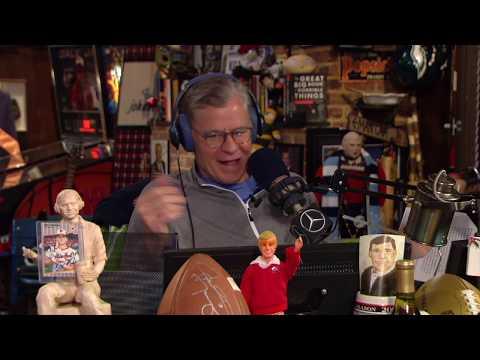 Naked And Afraid: Proper Locker Room Etiquette | The Dan Patrick Show | 3/4/19