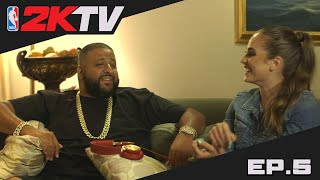 NBA 2KTV S2. Ep. 5 - Introducing MyPARK House Rules & DJ Khaled Exclusive