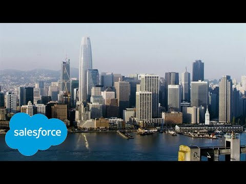 Trailblazer Moment: Salesforce Tower Grand Opening