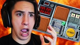 Keep Talking And Nobody Explodes - C4 GOES BOOM!