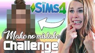 Was habe ich getan??? 😭 -  Die Sims 4 Make No Mistake Challenge | simfinity