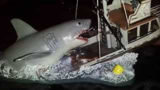FLASHBACK: JAWS Deluxe Diorama (McFarlane Toys)