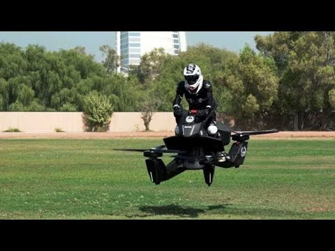 Hoverbike Delivery In Coming Weeks, Will Be In Use By 2020