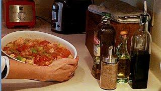 [ЗДОРОВОЕ ПИТАНИЕ] ЗАПЕКАНКА с креветками easy shrimp recipes by SalvoTV