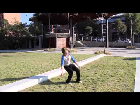 Alex Baker 2012 (Parkour and Freerunning) - Gravity Freerun