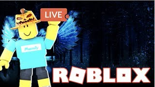 67 MINUTES OF T-POSING, THEN FUN GAMES!!! / Roblox / The Insomniacs Stream #687