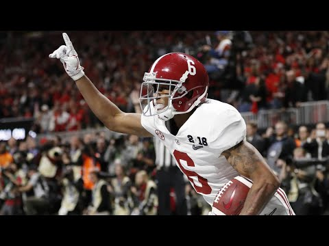 Tua Tagovailoa Game winner from all angles!! (Fans Reaction)
