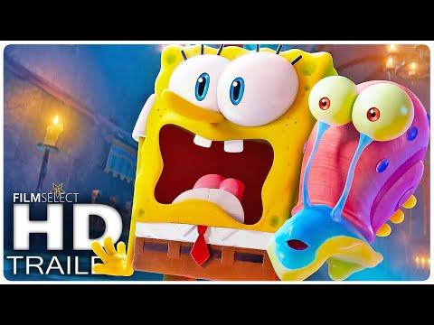 THE SPONGEBOB MOVIE: Sponge On The Run Trailer 2 (2021)