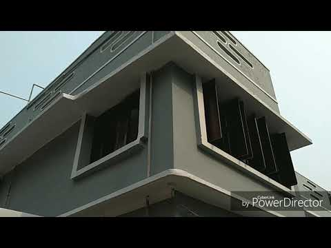 House painting exteriors|| WATER CLEANING OF EXTERIOR WALLS BEFORE PAINT|| #HOUSEPAINT