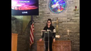 """Love"" Sunday Worship with Guest Speaker Linda Martinez February 28, 2021"